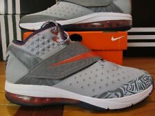 Nike CJ81 Trainer Max CALVIN JOHNSON DETROIT TIGERS 3M Grey Orange 12 603711 008