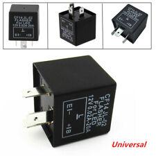 CF14 3-Pin Flasher Relay Blinkrelais Fix Hyper Flashing Signal Blinker LED Light