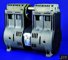 2219 RIETSCHLE THOMAS VACUUM PUMP (THERMALLY PROTECTED) 2750CGH160-445