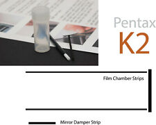Pentax K2 Light Seal Kit And Mirror Damper