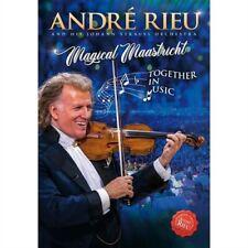 Andre Rieu Magical Maastricht DVD All Regions NTSC