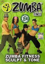 Zumba Fitness Sculpt & Tone Special Edition _ DVD Region All