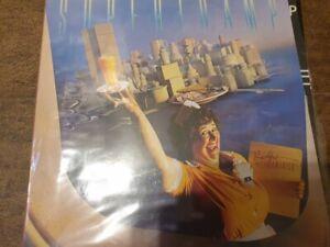 LP- SUPERTRAMP  BREAKFAST IN AMERICA - SONGTEXTE - 1979 - MADE IN HOLLAND