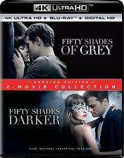 Fifty Shades: 2-Movie Collection (of Grey/Darker)(4K Ultra HD)(UHD)(DTS:X)