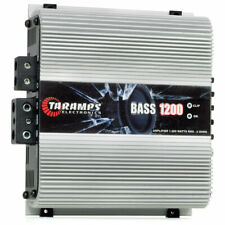 Taramps Bass 1200 - 1 Channel 1200 Watts RMS  2 Ohm Car Amplifier