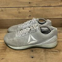 Reebok CrossFit Nano 7 Workout Training Athletic Shoes Gray Men's Size 10.5