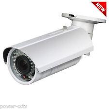 1300TVL Cmos 2.8-12mm Vari-focal Zoom Lens 42IR LED Weatherproof Security Camera
