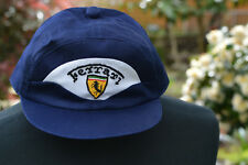 Kid's Children's Baseball Cap Hat Ferrari Blue Medium 100% Cotton