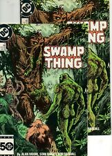 Swamp Thing #47 1986 VF+ 8.5 Alan Moore 1st Parliament of Trees TWO COPIES!