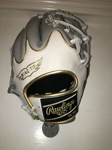 "NEW Rawlings PRO204W-2GW WING TIP RHT Heart Hide Baseball Glove 11.5"" EXCLUSIVE"