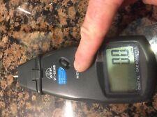 Handheld digital Tachometer