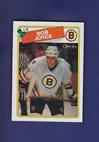 Bob Joyce RC 1988-89 O-PEE-CHEE OPC Hockey #2 (MINT) Boston Bruins