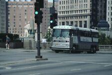 Gem Tours Mci bus Kodachrome original Kodak slide