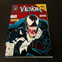 VENOM LETHAL PROTECTOR #1 SPIDERMAN 1993 MARVEL COMIC BOOK