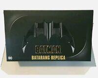 NECA BATMAN 1989 MOVIE BATARANG REPLICA W/ STAND EXCLUSIVE NEW & SEALED