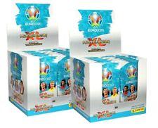 Panini Adrenalyn XL Uefa Euro 2020 2 x Displays - ( 100 Booster ) EM 20