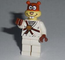"SPONGEBOB #04 Lego ""Karate Sandy"" custom NEW NINJA Genuine Lego parts"