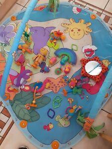 Baby play gym Tropical Isle ActivTot Tiny Love  Sea Creatures desert island