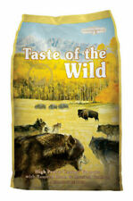 Taste of The Wild 9567 Grain Free High Protein Dry Dog Food - 28 lb