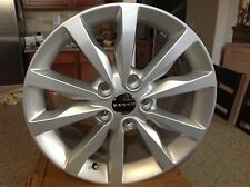 "Dodge Durango Wheel 18""  OEM Silver Painted #1XC16TRMAA #2492 New take off 2016"