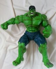 "INCREDIBLE HULK - Avengers Smash N' Stomp 12"" Talking Figure Marvel Hasbro 2008"