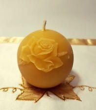 Bougies et chauffe-plats de décoration intérieure d'abeille pour salle de bain