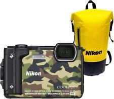 Nikon Coolpix w300 wasserdichte Digitalkamera Camouflage Urlaub Kit