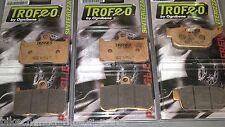 pastiglie SINTERIZZATE Triumph Daytona 675 2006 2007 2008 anteriori + posteriori