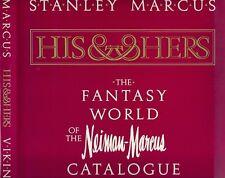 FANTASY WORLD OF NEIMAN-MARCUS CATALOGUE retro art