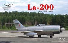 Avis 1/72 Lavochkin La-200 con radar toriy # BX72022