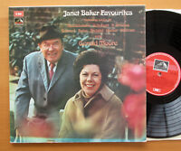 ASD 2929 Janet Baker Favourites with Gerald Moore 1973 NM/EX + insert
