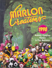 Marlon Creations Toy Catalog 1998 Hobbies Puppets Water Toys and Lots More