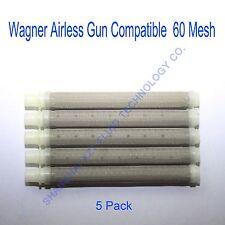Maglia del filtro 60 Pistola Airless Wagner (5 pezzi)