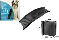 PET RAMP Portable Car Folding Doggie Carry Fold Dog Step Non Slip - Up to 50KG