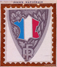 Yt1907 POLICE NATIONALE   FRANCE  FDC Enveloppe Lettre Premier jour