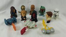 Star Wars Burger King Toys