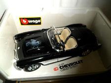 Bburago Modellauto 1:18 Airbrush CHEVROLET CORVETTE 1957   OVP