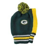 Green Bay Packers Little Earth Production NFL Dog Pet Knit Team Winter Hat