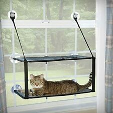 """Kitty Sill Double stack EZ  requires 24""""w x 30""""h min window size CAT KITTEN BED"""