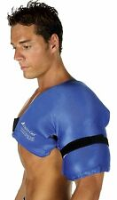 New - Elasto Gel Hot/Cold Therapy, Shoulder Sleeve, Large/X-Large - SW9005