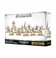 Daemons of Nurgle Plaguebearers Warhammer 40k Age of Sigmar NEW
