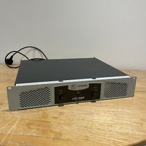 Crown LPS 800 Professional Power Amplifier