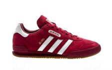 Adidas Originals Jeans Uk 9 Eu 431/3 B GRADE white box ruby/footwear white/gold