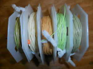 USED FLY LINE LOT