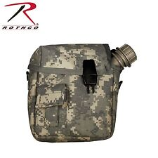 Rothco 1267 MOLLE 2 QT. Bladder Canteen Cover - ACU Digital Camo