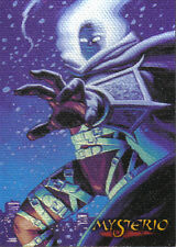 SPIDERMAN ULTRA 96 CANVAS CARD 3 OF 6