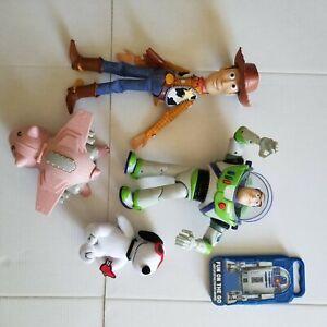Huge Vintage Lot Of Burger King Toys 1990's 2000's Toy Story Nintendo Star Wars