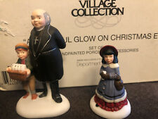 Dept. 56 ~ Dickens' Village Accessory ~ A Peace Glow On Christmas Eve *read