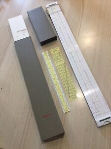 Rechenschieber Aristo Studio Nr.01068 62 cm. slide rule