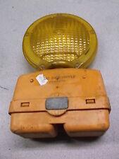Work Safe Supply Model 410 Flashing Construction Safety Barricade Light 616 531